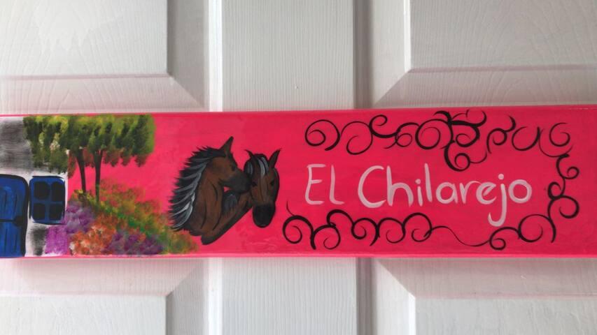 """Habitación """"El Chilarejo"""""""