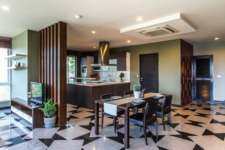3 Bedrooms Executive @The TEPP Bangkok