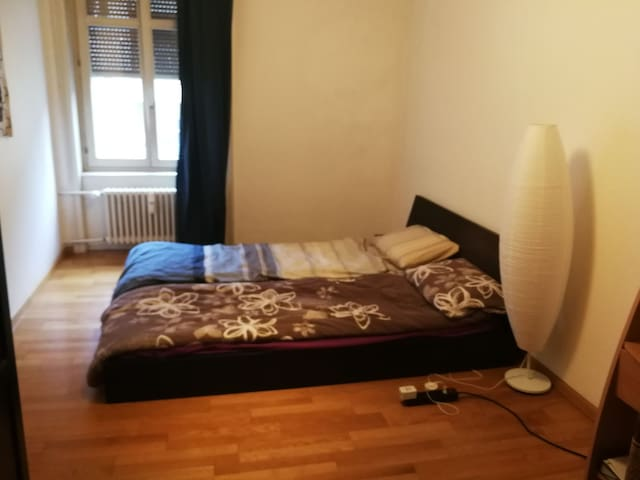 Cozy room near to Messeplatz