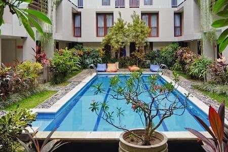50% +- Off Luxury Hotel Room  Seminyak-Legian N - Kuta