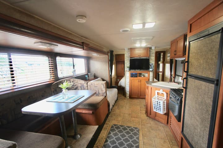 Cozy And Confortable RV
