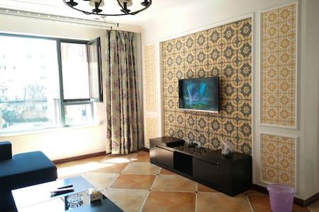 【温馨港湾】鑫城广场100平大双室