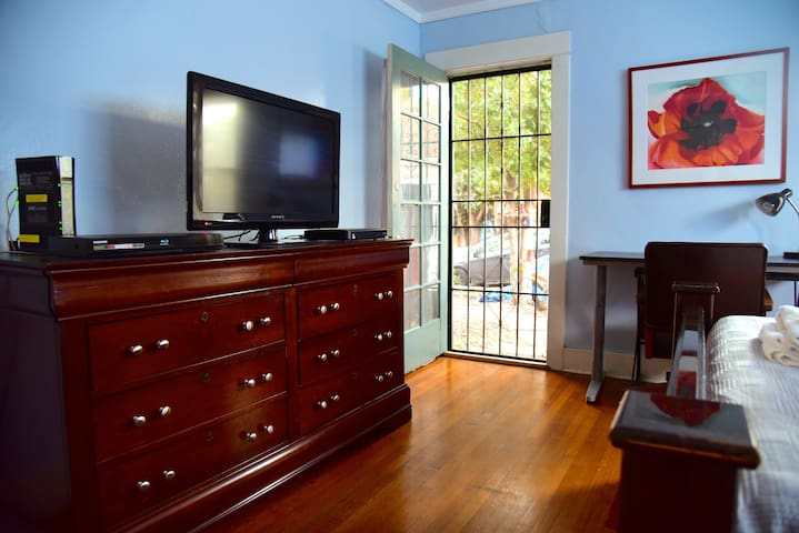 Large Private Room with private Bathroom/Entrance