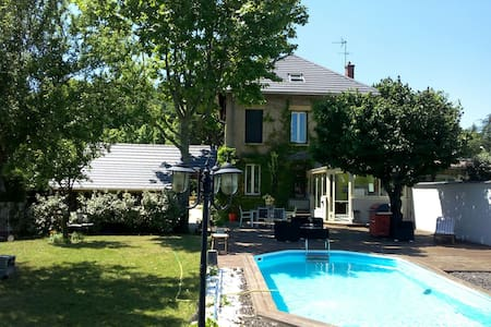 Large family home - Vourles