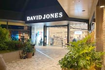 David Jones Carousel Shopping Center