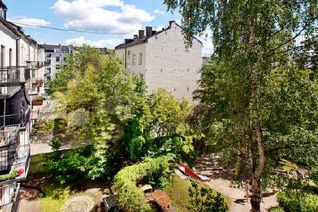 2floor loft apartment @ Grünerløkka - Oslo - Appartement