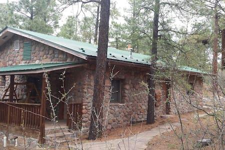 Pueblo Canyon Inn Guest Cottage - Los Alamos - 独立屋