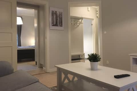 Fully furnished, renovated flat, Norrköping