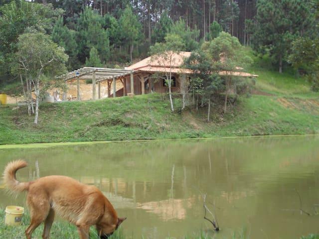 Chalé 09 - Pesca - São Bento do Sul