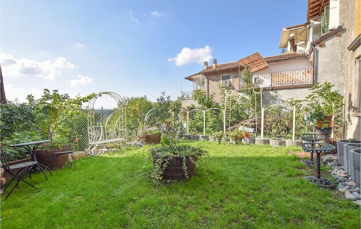 Awesome home in Parodi Ligure with 3 Bedrooms