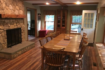 Fantastic 4-Season Cabin at Baxter Lake - Sleeps 8