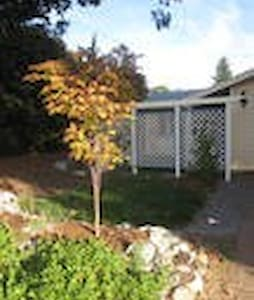 Sunny, family-friendly home - Lakeport - Casa