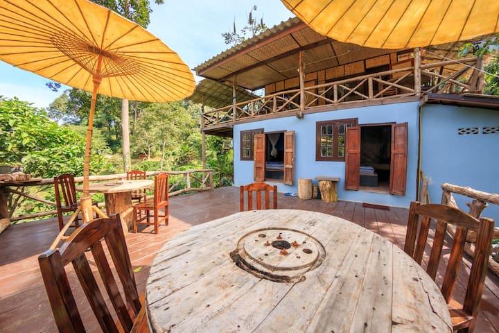 Rabiang Champa Jungle Lodge