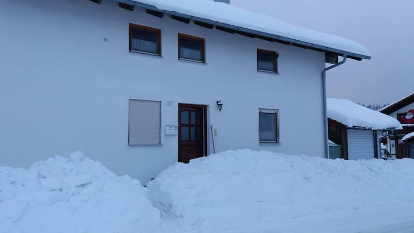 Nice flat in the bavarian forest
