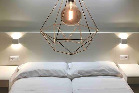Apartamento muy luminoso en el corazón de Soria
