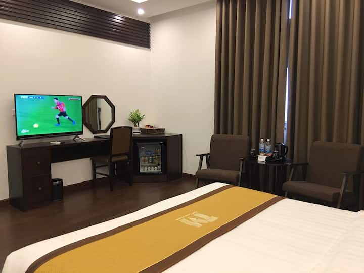 Deluxe King Room - T&M Luxury Hotel Hanoi