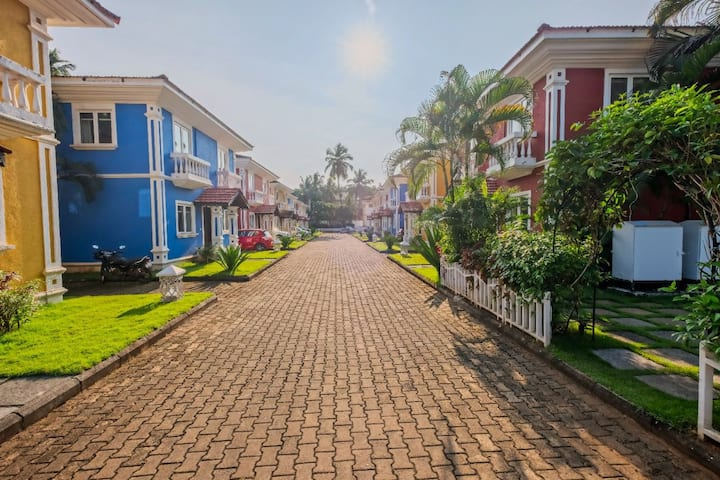 AspireOrchardVilla33~3Bhk~WiFi~Pool~Caretaker