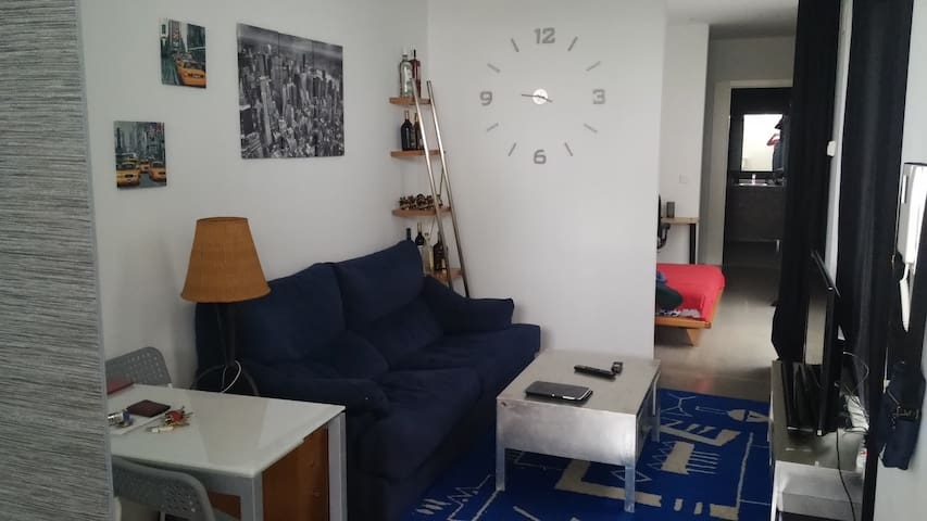 Nice room near the city center. Free parking zone. - Donostia - Wohnung