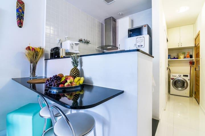 Moderno apartamento en Copacabana - Río de Janeiro