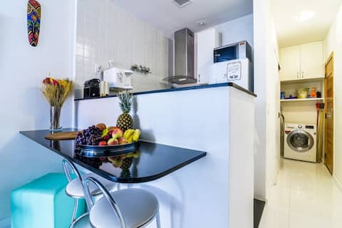 Moderne Wohnung in Copacabana - RJ