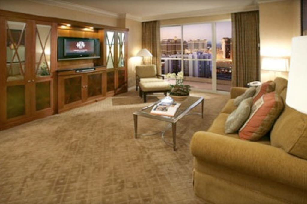 Mgm Signature One Bedroom Two Bath With Balcony Condominiums For Rent In Las Vegas Nevada