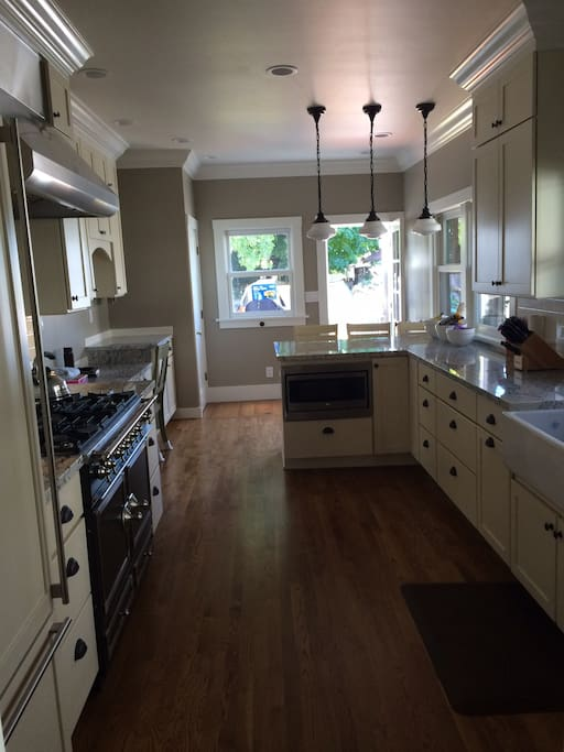Kitchen fully remodeled summer 2015
