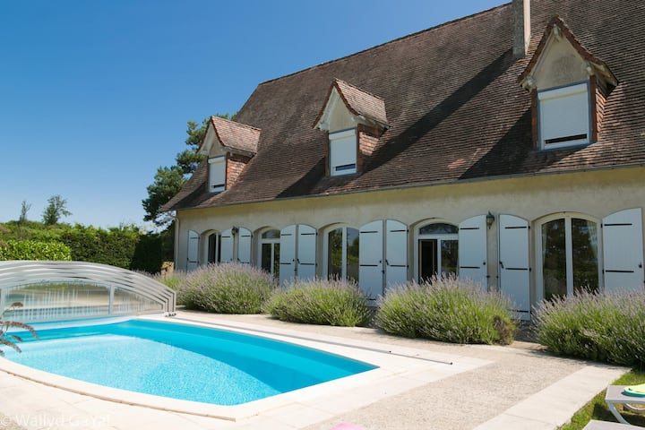 House near Perigueux, Dordogne -  Swimming Pool