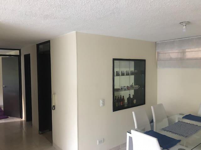 Habitacion en Sector Tranquilo y Central