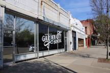 Garden City Social bar/music venue is literally 3 steps out the front door.