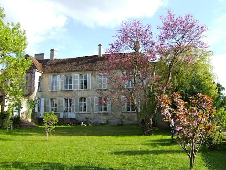 Hôtel particulier sur les remparts de Falaise