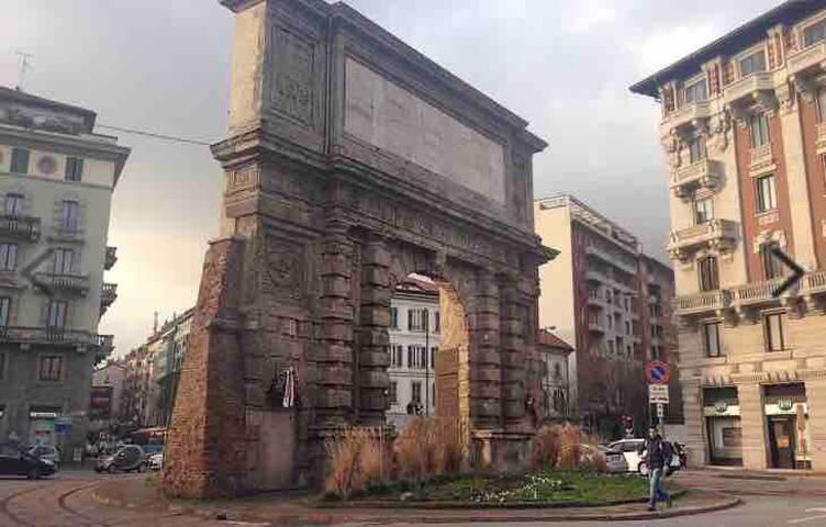 Nel cuore di Porta Romana