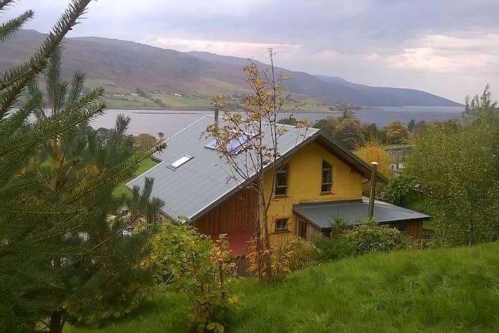 Cruach Fodair - Straw Bale Home