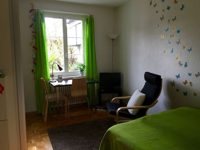 Gemütliches Zimmer, Zentrum Baden - Baden - Huis