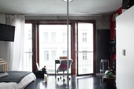 Pool + Mitte + Loft + Poledance + Rooftop - Berlin