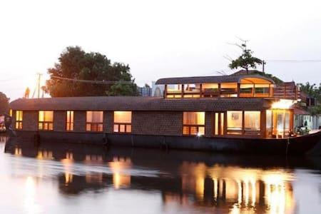 Riverland Sail Houseboat - Alappuzha
