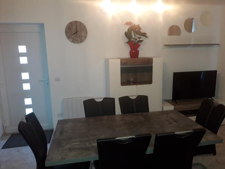 Reyersviller: Appartement cosy