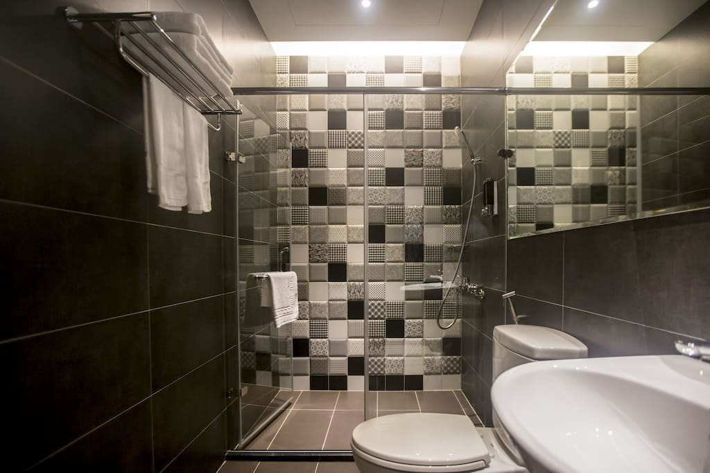 獨立衛浴設備