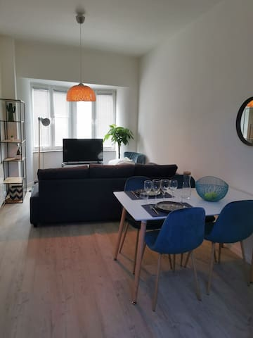 Lovely apartement in Woluwe St Pierre (Brussels)