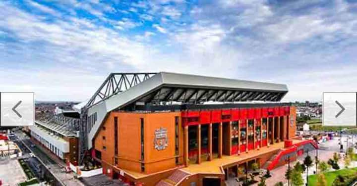 Huge  Liverpool FC house the perfect location ⭐️⭐️⭐️⭐️