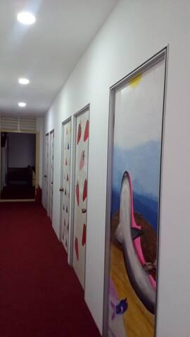 香格里拉假期民宿 - Port Dickson - Apartamento