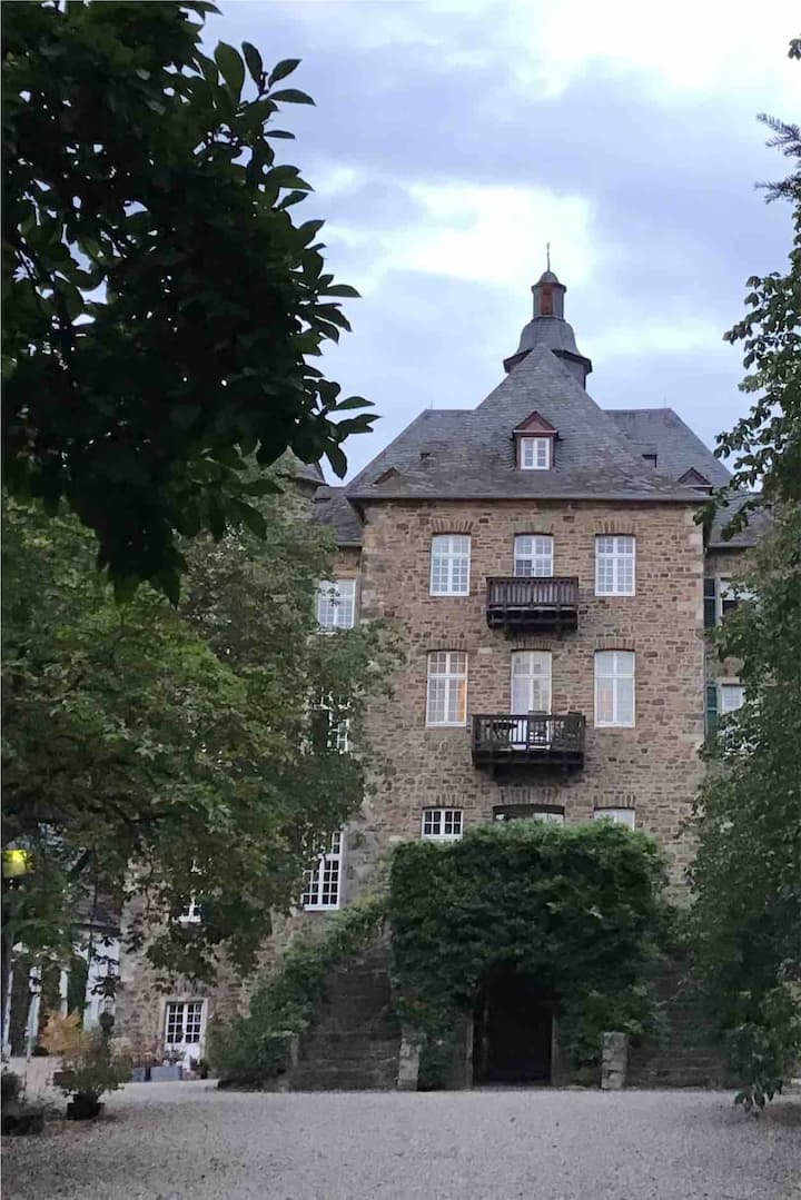Cottage im Schloß nahe Köln und  Bonn