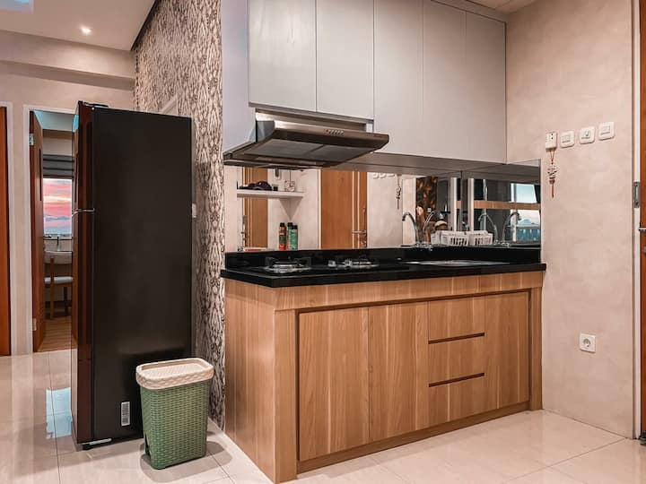 Luxury Apartmen Puncak Dharmahusada in Surabaya