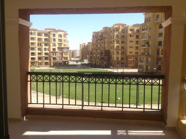 A 183m Apartment in Madinaty  - Cairo - Apartment