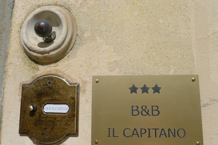 Appartamento in Palazzo del 1600 con giardino - Magliano In Toscana - Annat