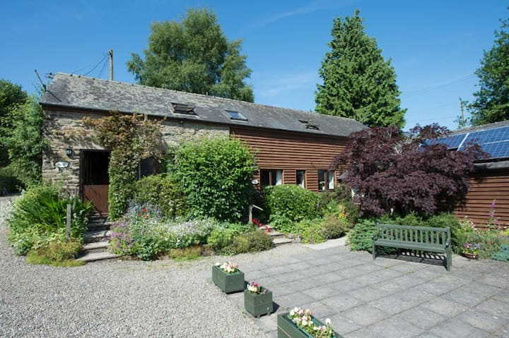 Jinney Ring Cottage, Mocktree Barns, nr Ludlow