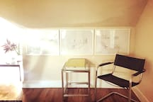 Sit and read about mid century architecture!
