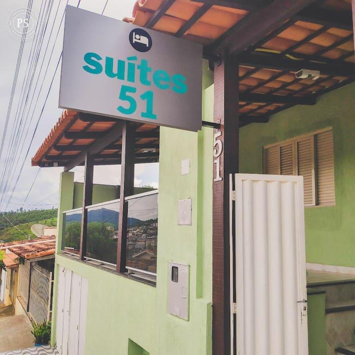 Suite Confortável Q2- Capitolio/Escarpas