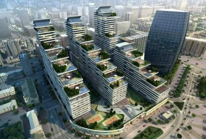 Port Baku Residence 806 - Deluxe apartment