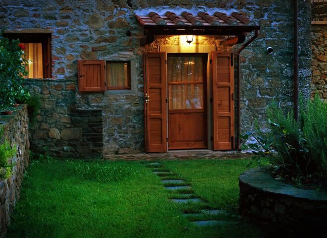 Casa sul Giardino Borgousciano