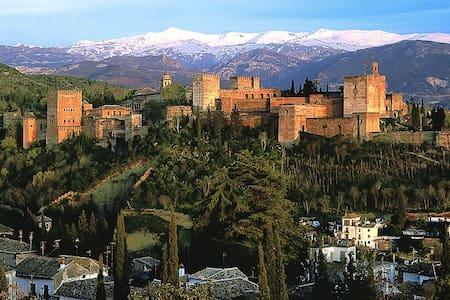 Comfortable apartment in the center of Granada - Granada - Appartamento